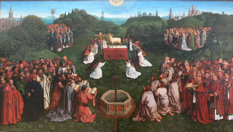 The Truth of the Eucharist changed mylife
