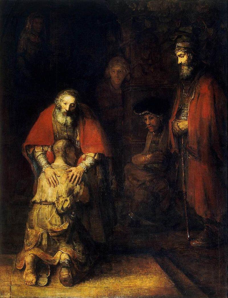 Repentance Precedes Forgiveness
