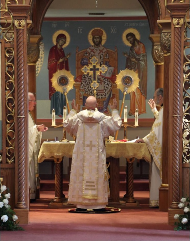 Byzantine Catholic Divine Liturgy